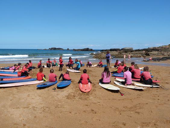 CURSO 16-8-14 - BALUVERXA - LA ESCUELA DE SURF DEL CABO PEÑAS , ¿QUIERES APUNTARTE? MAS INFO EN EL SIGUIENTE ENLACE ... http://www.baluverxa.com/2014/08/curso-16-8-14.html