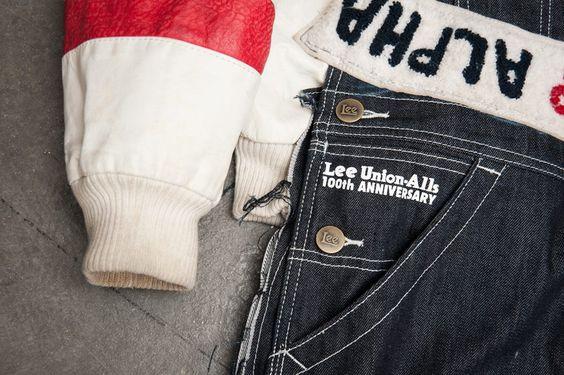«TIMELESS» - Lee Union-Alls 100 週年