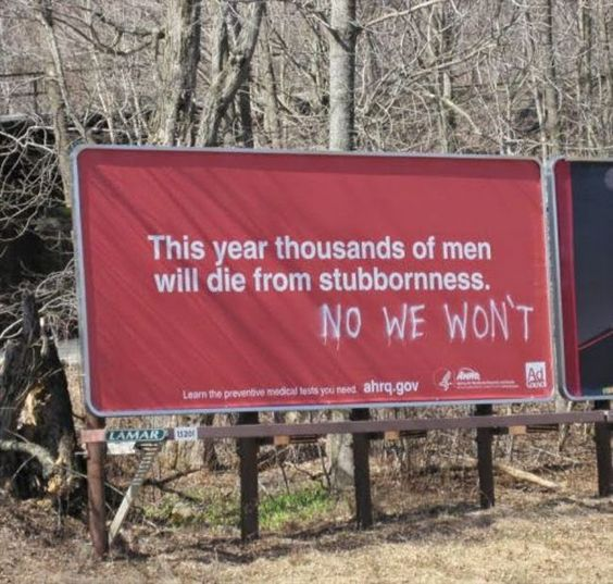 i'm not stubborn