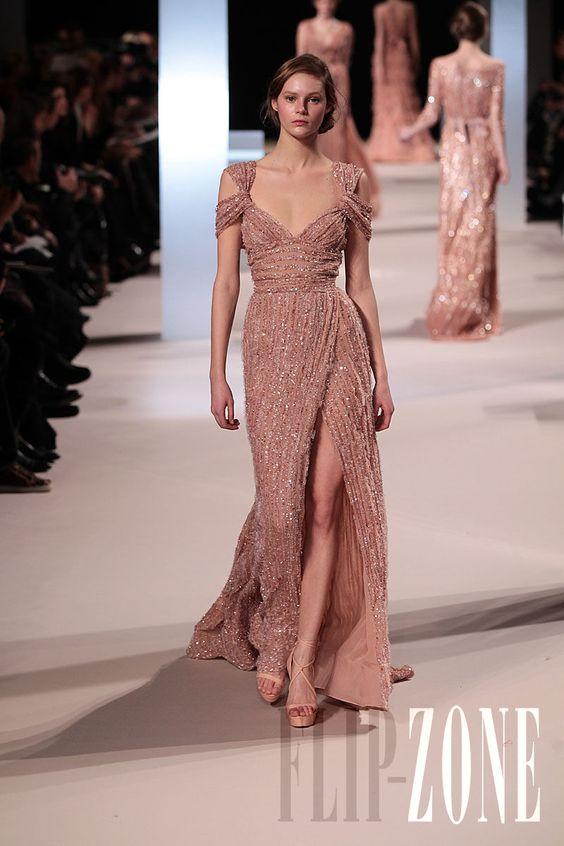 Elie Saab - Couture - Spring-summer 2011
