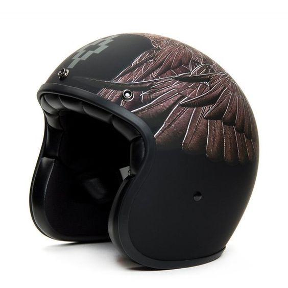 Fancy - Alas Black Helmet by Marcelo Burlon County of Milan