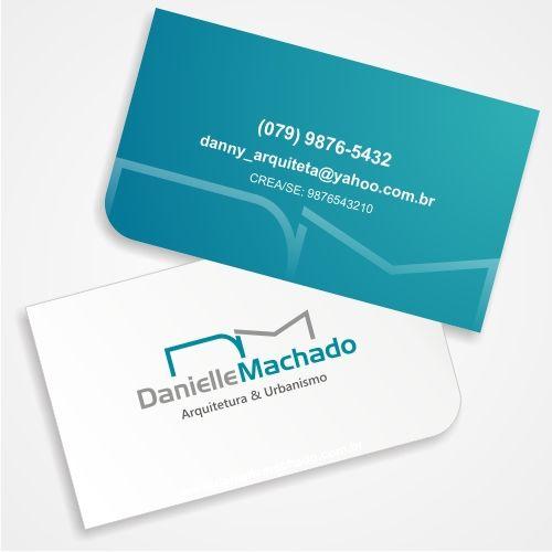 Proposta Logo e Cartão de Visita designer Ortega|CT