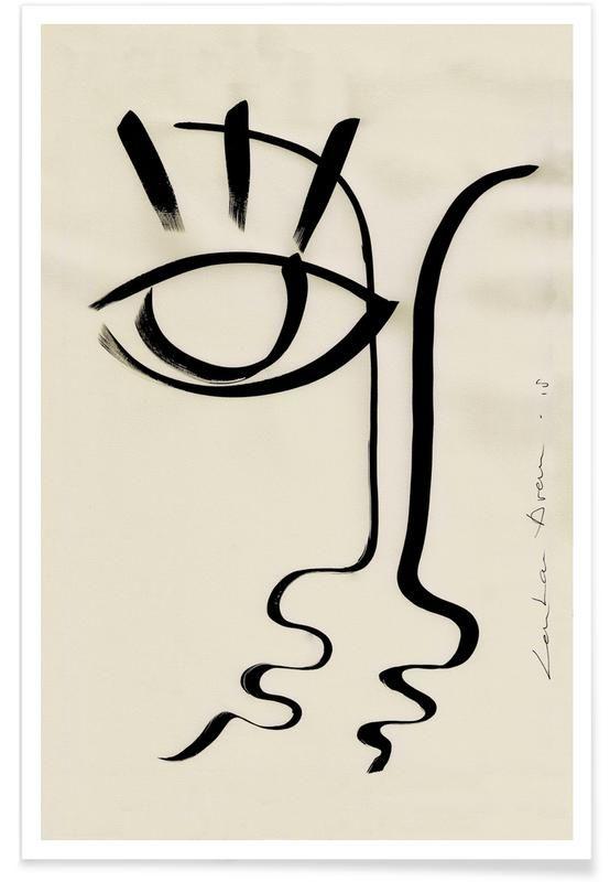 Desire 2 As Premium Poster By Loulou Avenue Juniqe Plakater Design Kobber