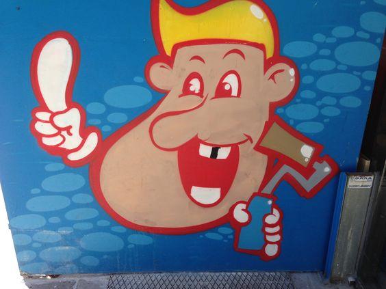 wall artist