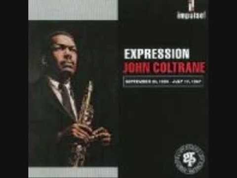 Coltrane tocando Flauta!