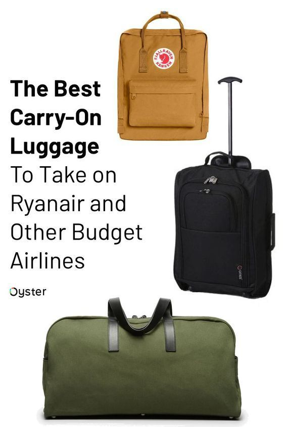 If You Ve Ever Flown Ryanair Easyjet Southwest Spirit Or Any Other Budget Airlines You Know That Size Luggage Airline Carry On Size Best Carry On Luggage
