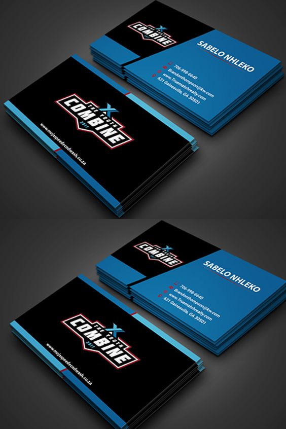 Do Professional Business Card In 2020 Business Card Design