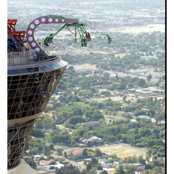 las vegas building jump