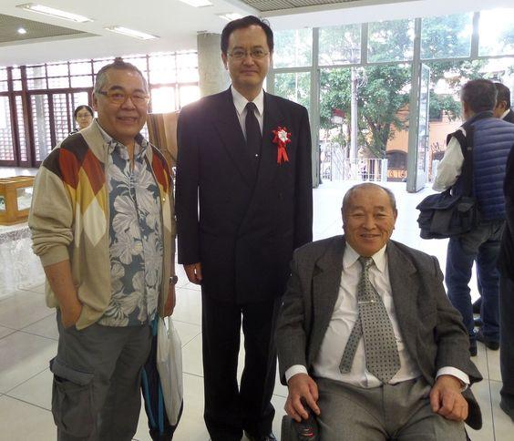 Encontro com o Cônsul-Geral do Japão na cidade de São Paulo - Sr. Takahiro Nakamae