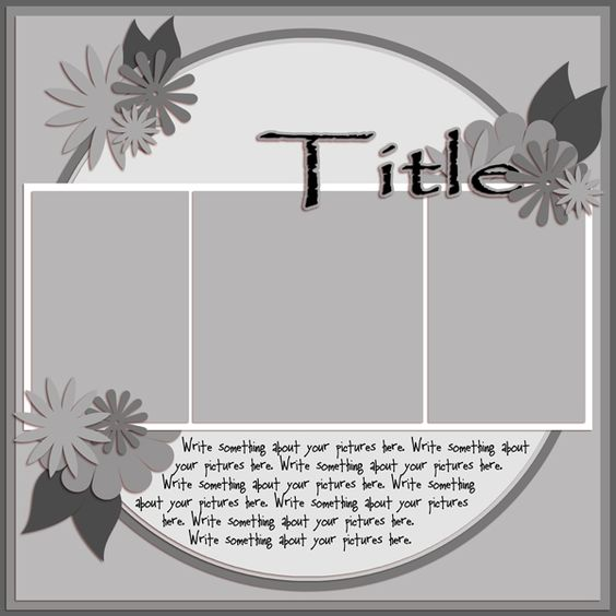 Template Challenge 215 (8/16 - 8/29) - MouseScrappers.com