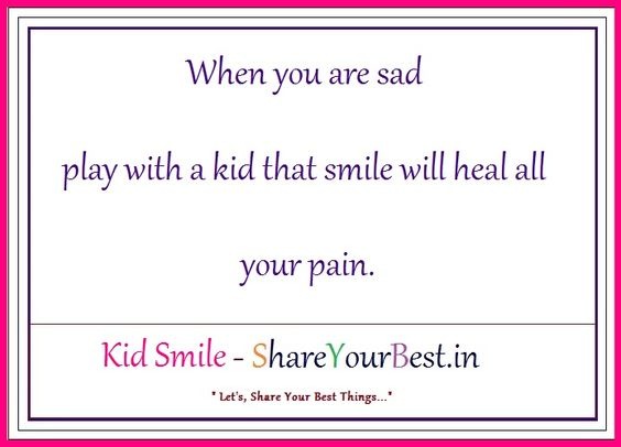 Kid Smile – ShareYourBest.in