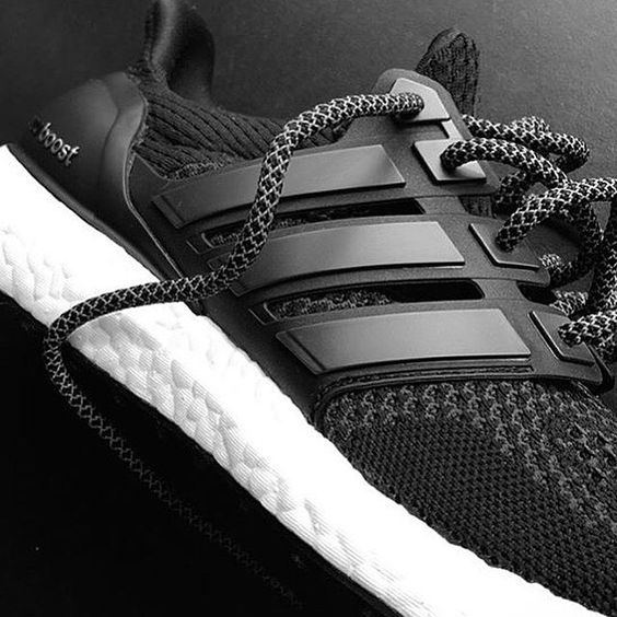 Adidas Ultra Boost Black 3m