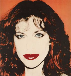Andy Warhol - Carly Simon: