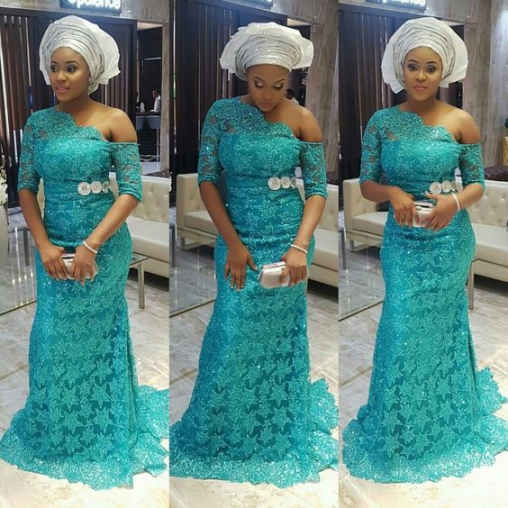 Aso ebi styles are moving at a pace and everyone wants a piece of it for their next wedding, nobody wants to look shabby, seem backward or old-fashioned at this time.Aso ebi have become a norm in Nigeria and fashionistas are always spotted in fabulous styles, our designers are also becoming...
