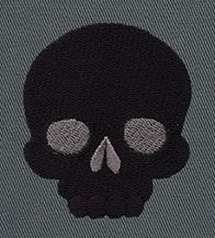Gothic Gala - Tiny Skull | Urban Threads: Unique and Awesome Embroidery Designs
