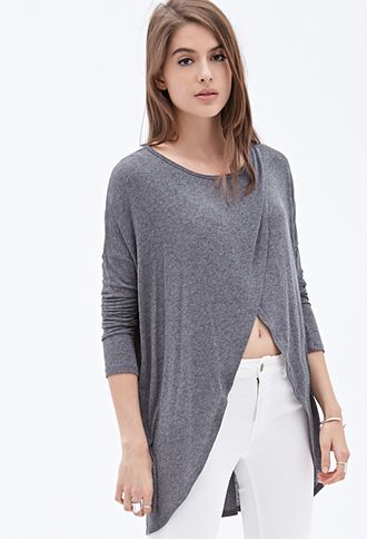Reverse Surplice Top | FOREVER 21 - 2000099148