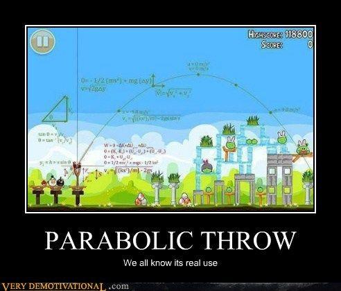 Parabolics...