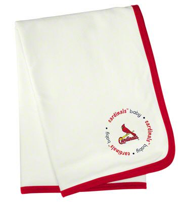 St. Louis Cardinals Receiving Blanket