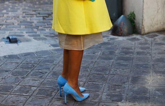 Blog sobre moda, tendencias, decoración, belleza y, sobre todo, zapatos.