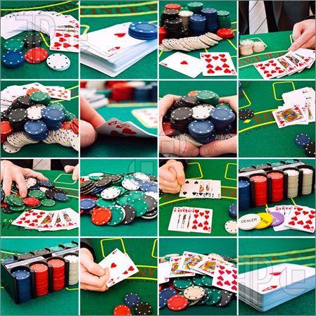 Chips! Cards! Casino fun!