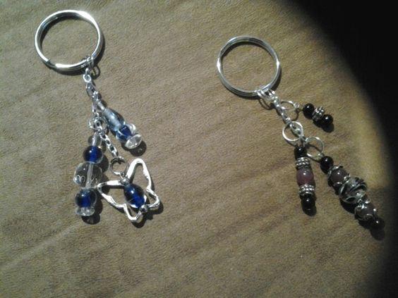 My Keychains!