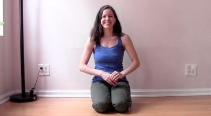 More Yoga for Knitters with Angela Clark