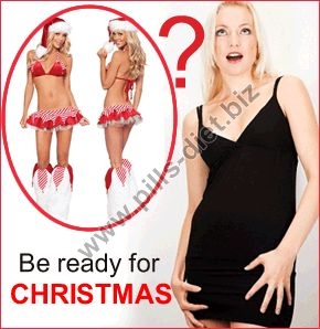 Cut Down on Fat Food and Start Dieting to Look Great on Christmas Night