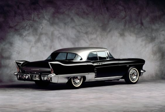 "Cadillac on Twitter: ""The limited edition 1957 Eldorado Brougham featured a stainless steel hardtop. #TBT https://t.co/LRFBNiKZhW"""