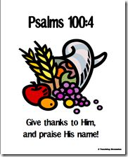 psalm 100 4 coloring pages - photo#29
