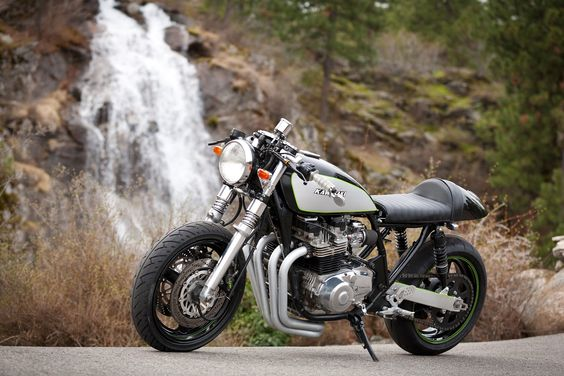 kawasaki kz1000 cafe racer | bikes | pinterest | cafes, moto moto