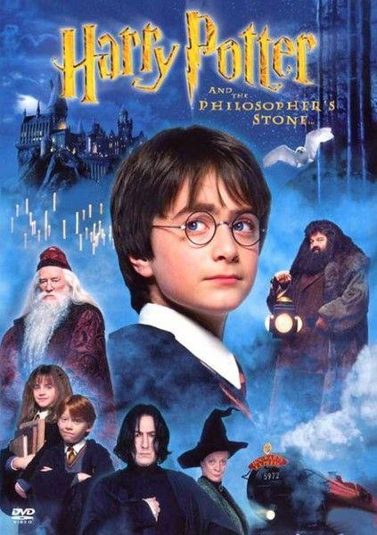 2001 Harry Potter Ve Felsefe Tasi Seri 1 Harry Potter 11 Yas Gunu Yaklasirken Tatsiz Akrabalari Olan Ve Anne Babasinin Olumunu Harry Potter Film Sinema