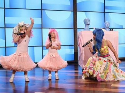 Sophia Grace and Rosie. I need their joy in my daily life. Hilariously amazing.