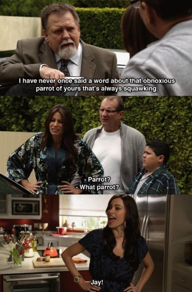 One of the most hilarious scenes in Modern Family