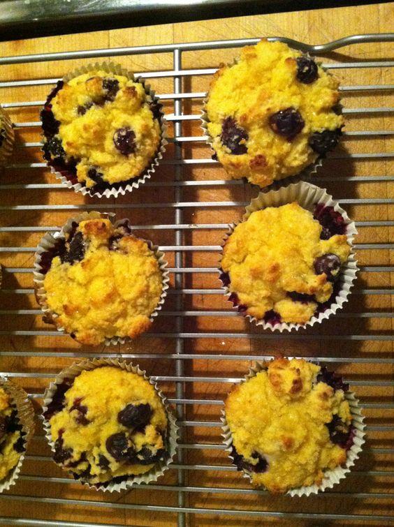 ... blueberry-orange-cornmeal-muffins | Stuff I Like | Pinterest | Muffins