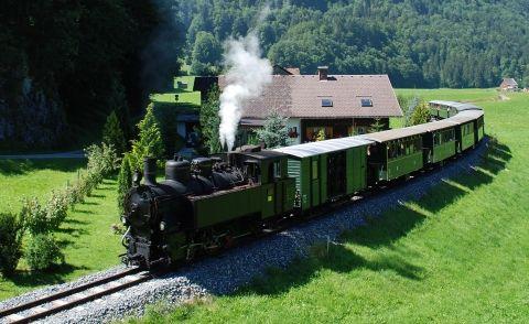 Willkommen beim Wälderbähnle | Wälderbähnle - Verein Bregenzerwälder Museumsbahn