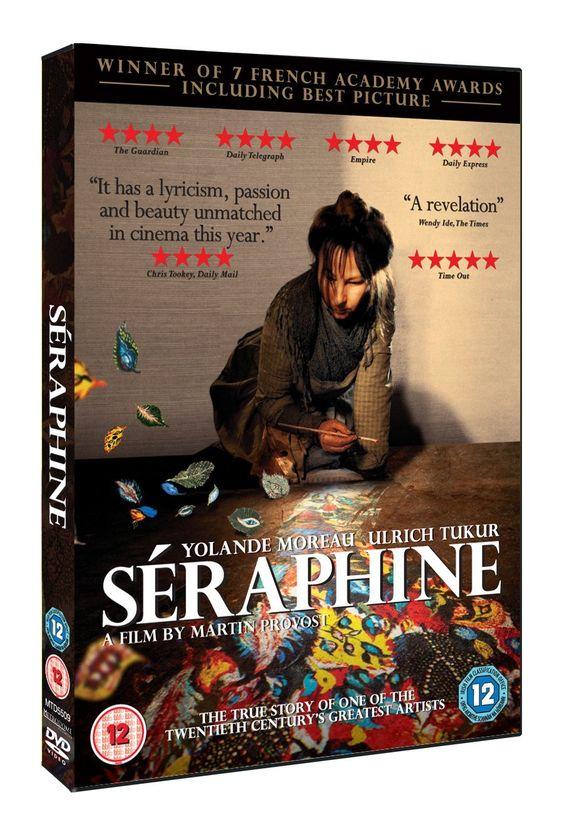 Seraphine [DVD] [2008]: Amazon.co.uk: Yolande Moreau, Ulrich Tukur, Anne Bennent, Genevieve Mnich, Nico Rogner, Martin Provost: Film & TV