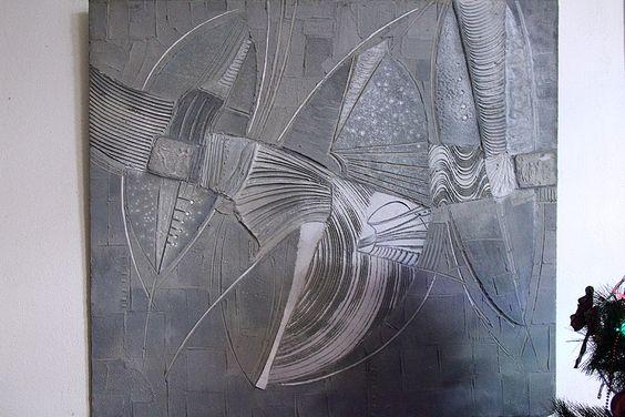 Произведение художника Петра Торопова. Фото Жени Шведы