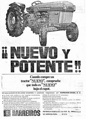 Hanomag Barreiros R440, 1965