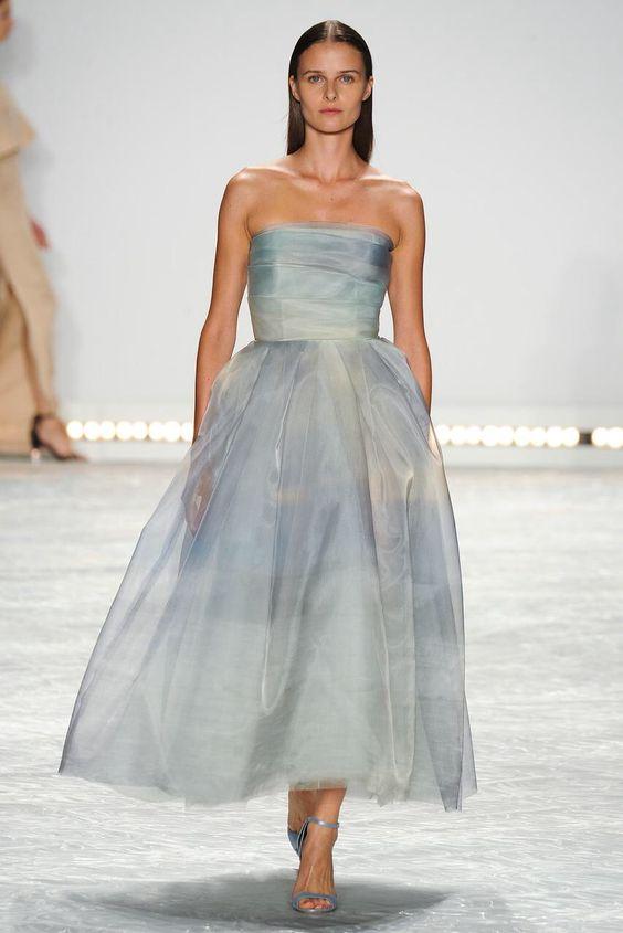 Monique Lhuillier, Look #27