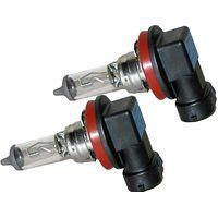 Cheap Set of 2 Osram / Sylvania Long Life Halogen H11 Headlight Bulbs