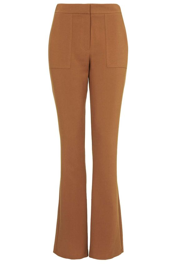 Flared Pants - Topshop