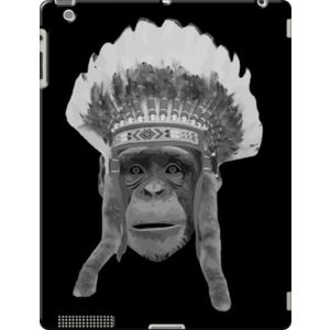 Indian Headdress Monkey Par WAM pour Apple  iPad 3