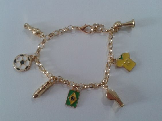 Pulseira Brazil!!!