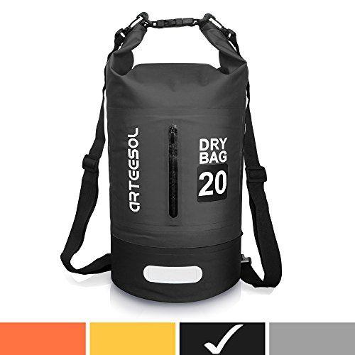 Black 022462005001 Mountain Warehouse Large Dry Pack Liner 80L Waterproof Bag