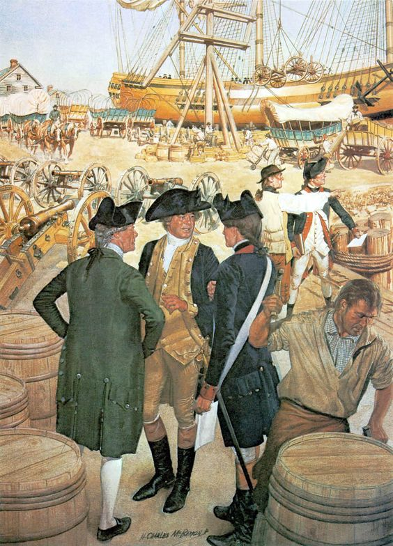 From 1775-1776 did any of the founding fathers explain why they were fighting the war?