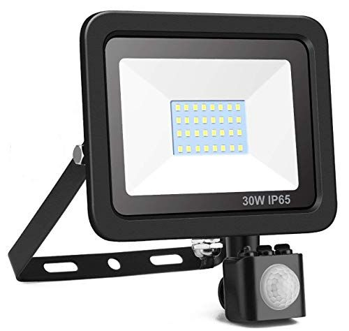From 20 99 Govee 30w Security Lights With Motion Sensor Super Bright Outdoor Sensor Led Flood Light In 2020 Led Flood Lights Motion Sensor Lights Sensor Lights Outdoor