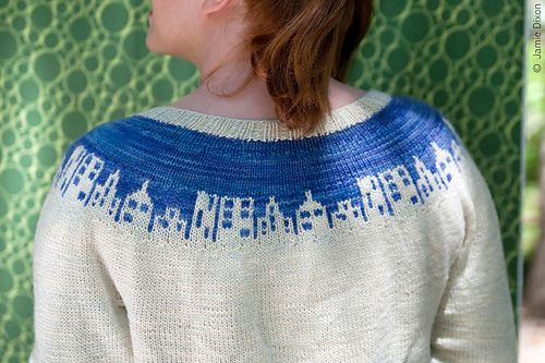Anne, Now from KnitTraders of Kingston: Knitting Designers