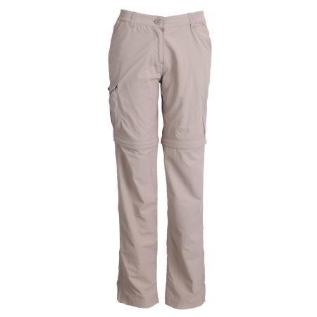 Craghoppers | NosiLife Zip-Off Hosen Damen | beige | VAOLA