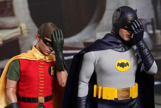 Realistic Batman