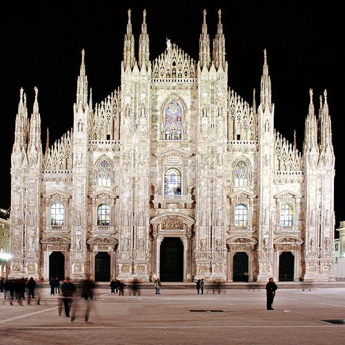 SACI Course Field Trips Include Milan And Its Beautiful